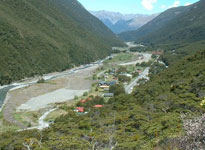 Arthur's Pass Accommodation